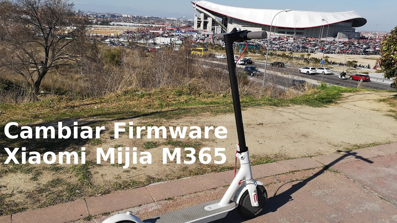 M365 Custom Firmware