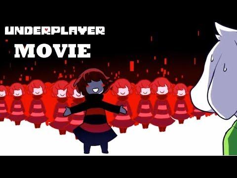 Underplayer The Movie - FULL【Undertale Comic Dub 】