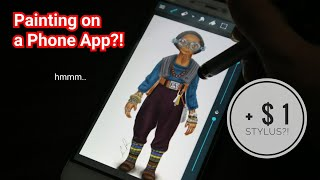 Star Wars. ArtFlow: Android Drawing App!