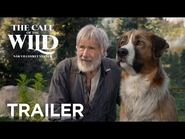 Call of the Wild - Når villdyret våkner - Offisiell trailer