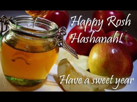 Basic laws and traditions we follow on Rosh Hashana - Shana Tova - Rabbi Alon Anava