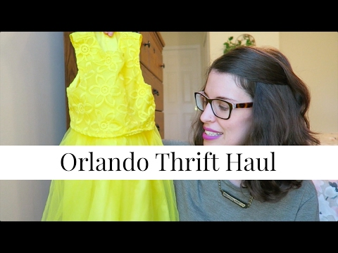 Huge Thrift Haul | Goodwill and Salvation Army | Home Decor and Clothing