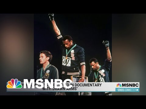 68' Olympian Gold Medalist Tommie Smith Shares The Power In Sports Activism
