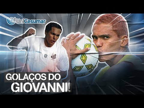 QUAL O GOL MAIS BONITO DO GIOVANNI? | TOP UNICESUMAR 11