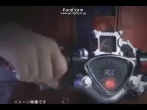 仮面ライダーW バンダイ CM スチル画像。CM動画を再生できます。
