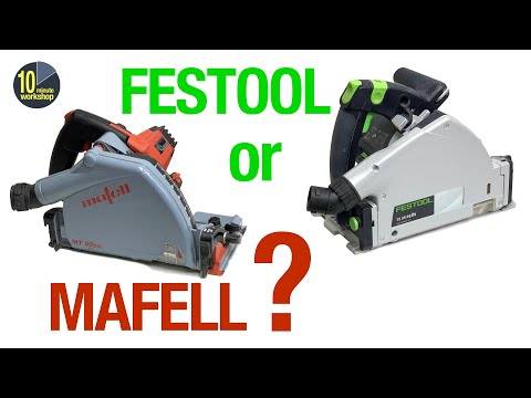Big Decision: Festool