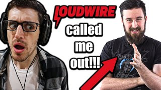 "LOUDWIRE Called Me Out For Being a Heavy Metal ""POSER"""