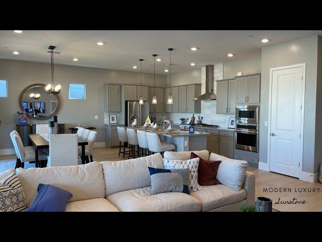 Luxury Modern Single Story Homes For Sale Northwest Las Vegas | Trilogy at Sunstone | $551k+ 2,366sf