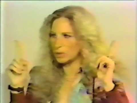February 21-22, 1975 - Barbara Walters interviews Barbra Streisand