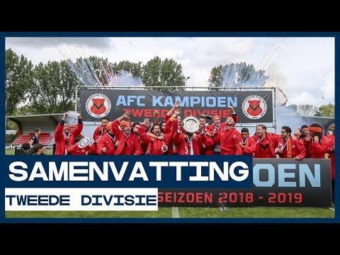 HIGHLIGHTS | AFC - SVV Scheveningen