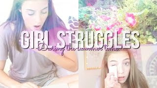 Girl Struggles in the Summer! | Andrea Clare