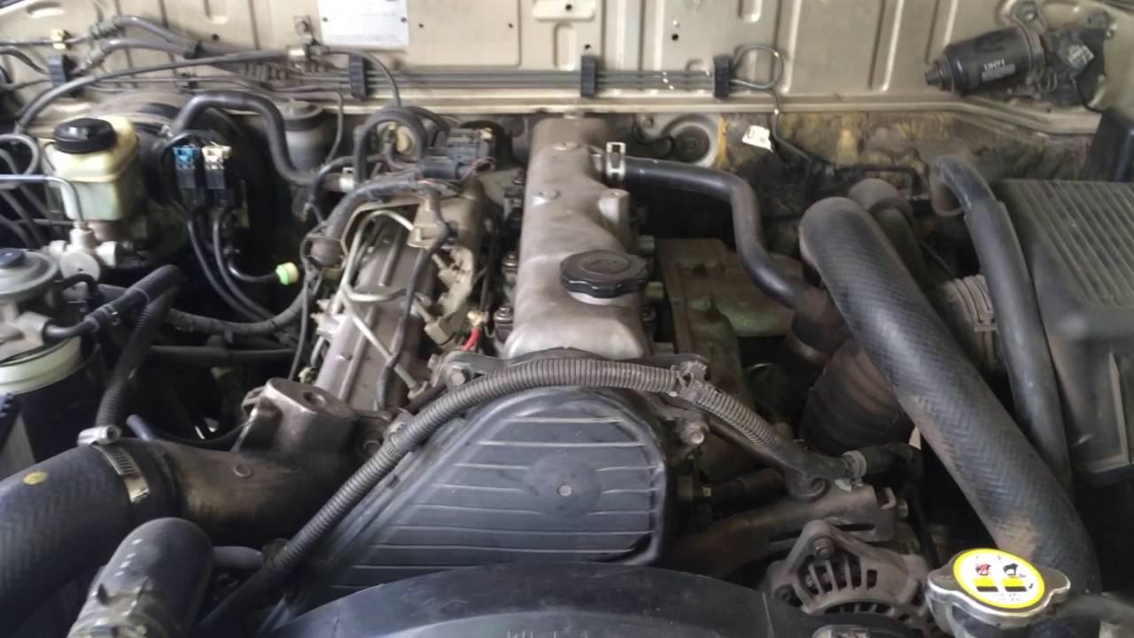 Ford Everest Tdi Engine Sound