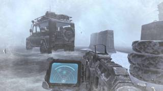 Call of Duty: Modern Warfare 2 - HD 1440p PC Gameplay - Act 1 Mission 3