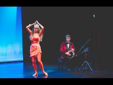Sadie & Khader Ahmad Tahitian Bellydance Fusion