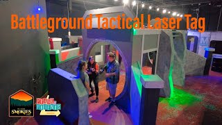 See More Smokies Insider Edition - Battleground Tactical Laser Tag - Pigeon Forge