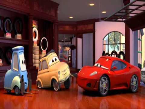 Cars - Luigi & Schumacher
