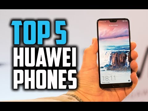 Best Huawei Phones in 2018 - Which Is The Best Huawei Smartphone?