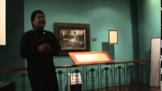 JUAN LUNA CODE Part 3/10 - THE 46 MILLION PESO PAINTING Lecture on the Parisian Life