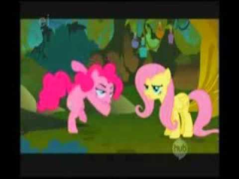 Fluttershy Sings Numa Numa While Pinkie Pie Dances