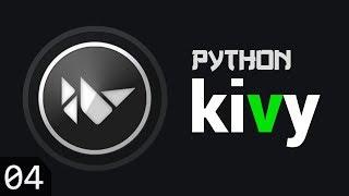 Учим Python Kivy #4 - Основы Canvas, Скриншот окна