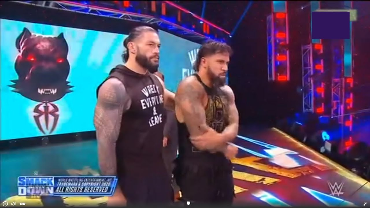 Download WWE SMACKDOWN FULL HIGHLIGHTS 6 NOVEMBER 2020 - WWE SMACKDOWN , HIGHLIGHTS,RESULTS 6/11/20