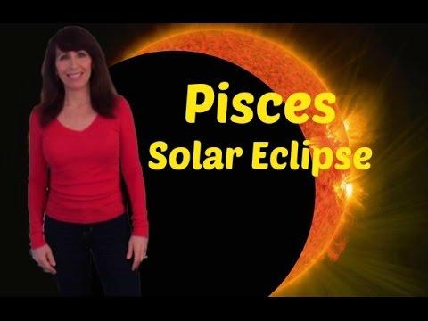 Pisces Solar Eclipse, Mars & Uranus Coupled, Venus Retrograde