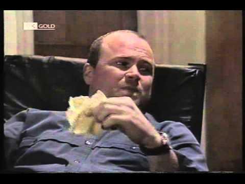 Eddie Royle Sacks Sharon Watts (16th July 1991)