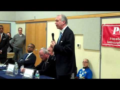 "Assemblyman John S. Wisniewski-  ""I voted no on the gas tax!"""