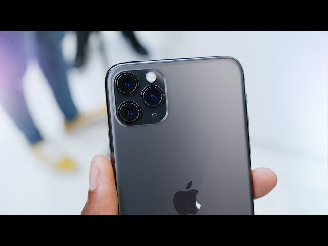 iPhone 11 Pro Impressions: What a Name!
