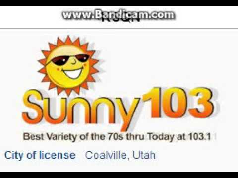 "25 Days of Christmas Radio - Day 8: KSQN 103.1: ""Sunny 103"" Coalville, UT TOTH ID 12pm MT--12/08/15"