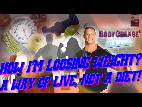 loosing weight, Not a diet, a way of life, Permanent solution