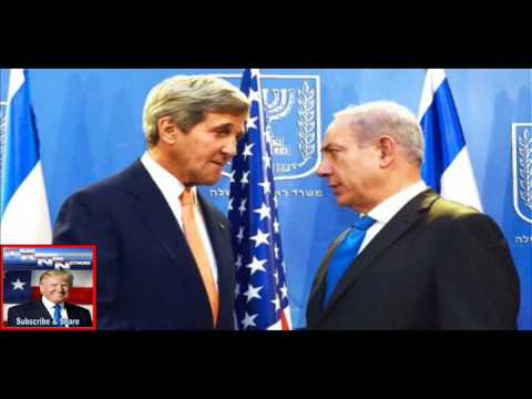 BREAKING Israel Just DESTROYED John Kerry with Just 5 Words!