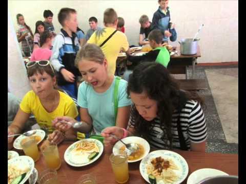 Лагерь Родничок 2014