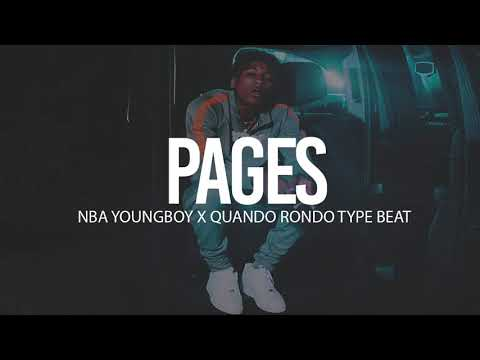 FREE 2018 NBA Youngboy X Quando Rondo Type Beat  Pages  Prod  TnTXD