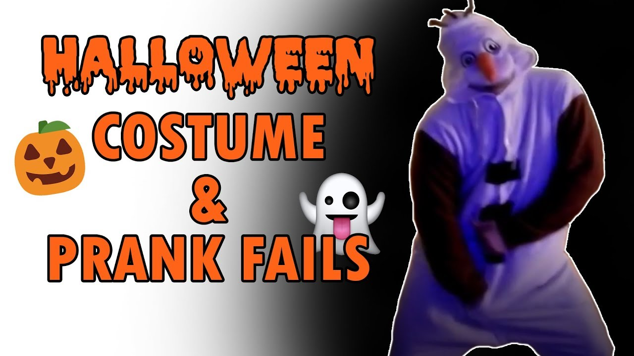 halloween funny fails october 2017 | compilation - youtube