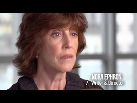 Nora Ephron: Different Than the Other Mothers