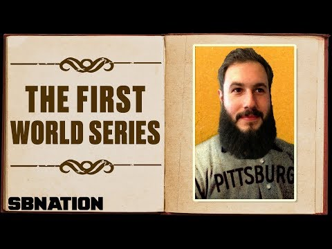 How the first World Series was decided in 8 games | 1st
