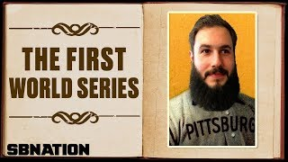 how the first world series was decided in 8 games 1st