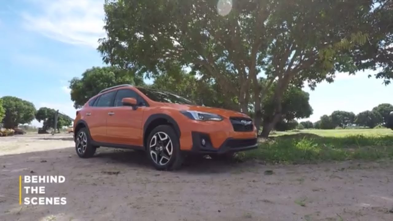 The All New Subaru XV In The Philippines