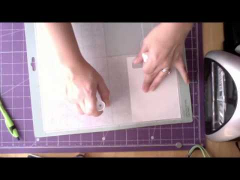 3m Repositionable Glue Stick To Re Sticky Your Cricut Mats Youtube