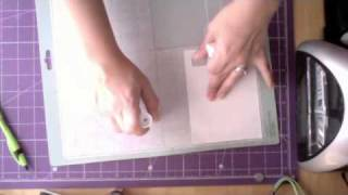 3M Repositionable Glue Stick to re-sticky your Cricut mats