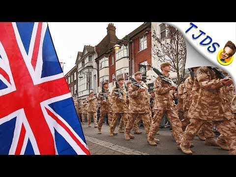 Powerful: UK Veterans Message Of Support For Jeremy Corbyn