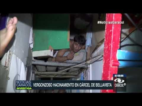 Cárcel de Bellavista: recorrido por un infierno - 9 Diciembre 2014