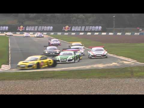 Audi R8 LMS Cup 2015 Round2