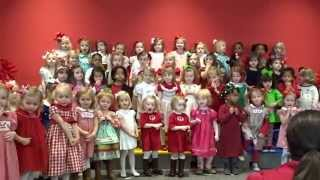 Hutchison Christmas Program – Little Hive and Pre Kindergarten – 17 December 2014 – Part 1 of 2