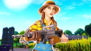 NEW Zapper Trap Gameplay   Floating Island Is BACK! (Fortnite Battle Royale)