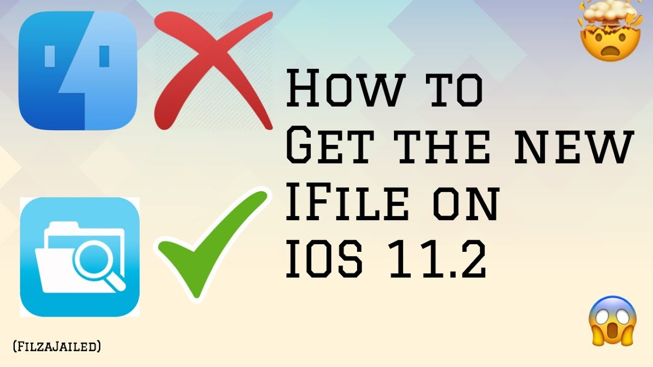 Ifile Download No Computer