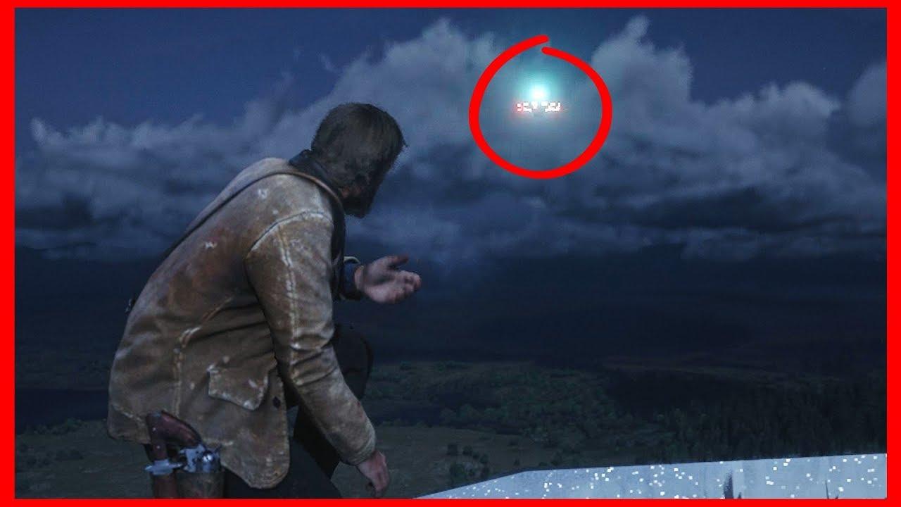 Rdr2 ufo