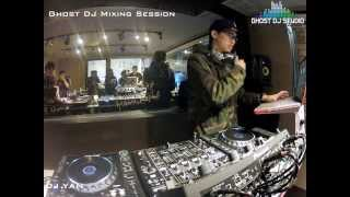 2014.2.9 Ghost DJ Studio Mixing Session  Present :DJ YAN (HIP HOP)