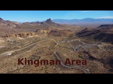 Download Kingman, Arizona, Bird's Eye View Part 1